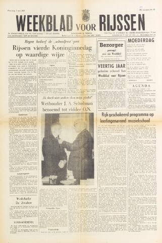 Weekblad voor Rijssen 1965-05-07