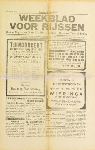 Weekblad voor Rijssen 1933-05-20