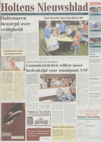 Holtens Nieuwsblad 2004-05-27
