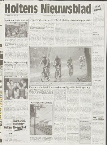 Holtens Nieuwsblad 1998-10-01