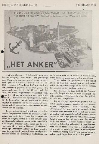 Het Anker 1949-02-01