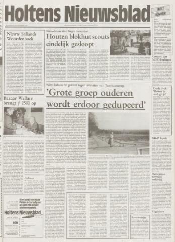 Holtens Nieuwsblad 1995-11-30