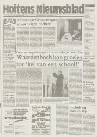 Holtens Nieuwsblad 1994-09-08