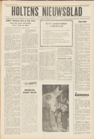 Holtens Nieuwsblad 1965-11-27