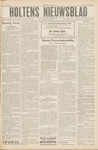 Holtens Nieuwsblad 1954-03-27