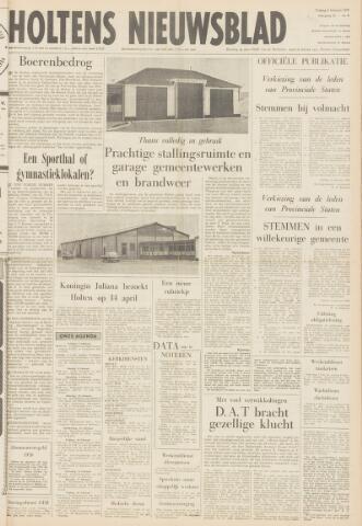 Holtens Nieuwsblad 1970-02-06