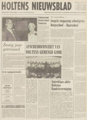 Holtens Nieuwsblad 1977-11-11