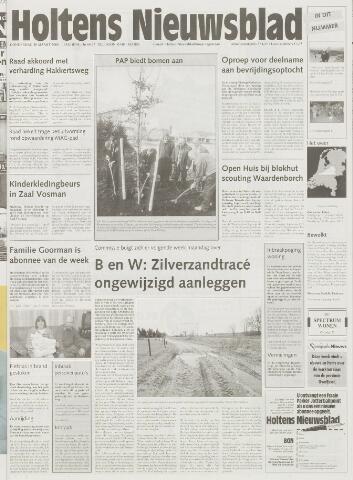 Holtens Nieuwsblad 2000-03-30