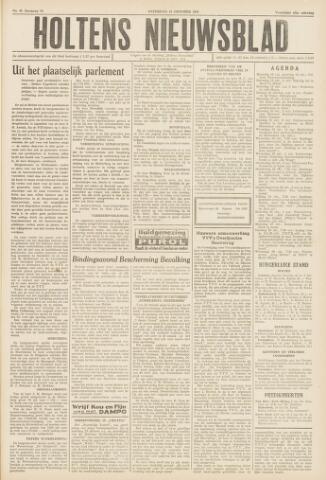 Holtens Nieuwsblad 1958-10-18
