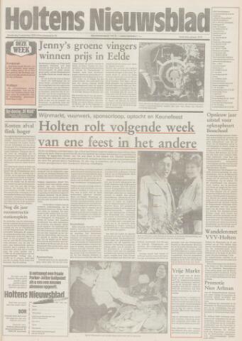 Holtens Nieuwsblad 1991-09-05