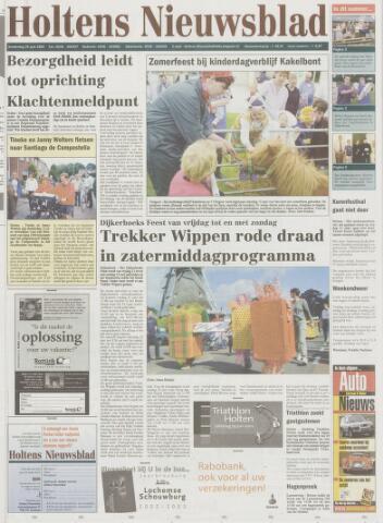 Holtens Nieuwsblad 2002-06-20