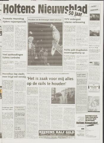 Holtens Nieuwsblad 1999-11-18