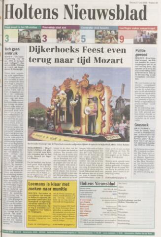Holtens Nieuwsblad 2006-06-27
