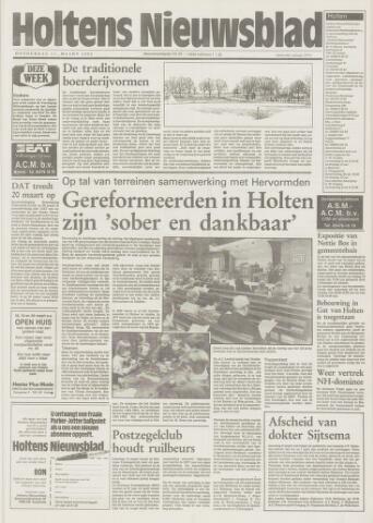 Holtens Nieuwsblad 1993-03-11