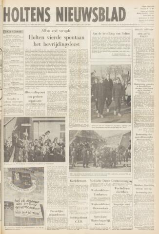 Holtens Nieuwsblad 1970-05-08