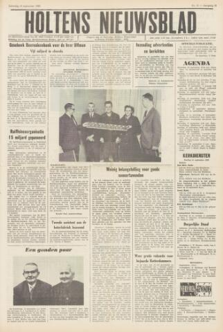 Holtens Nieuwsblad 1966-09-10