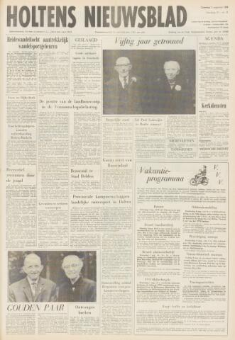 Holtens Nieuwsblad 1968-08-03