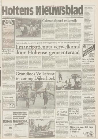 Holtens Nieuwsblad 1989-06-29