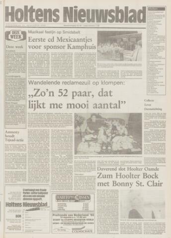 Holtens Nieuwsblad 1993-08-19