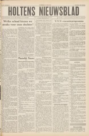 Holtens Nieuwsblad 1954-07-17