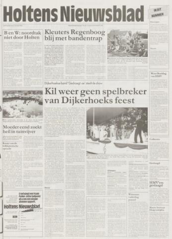 Holtens Nieuwsblad 1996-06-27