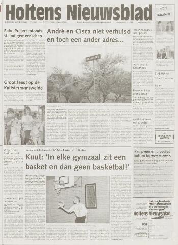 Holtens Nieuwsblad 2000-07-27