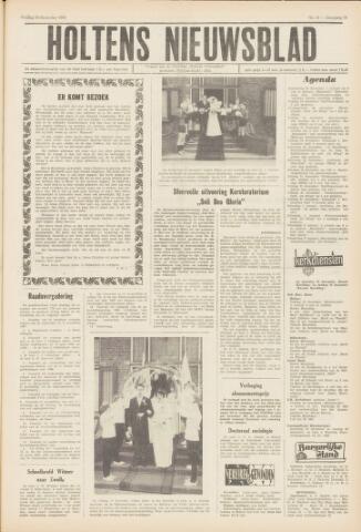 Holtens Nieuwsblad 1965-12-24