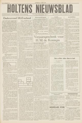 Holtens Nieuwsblad 1959-04-04