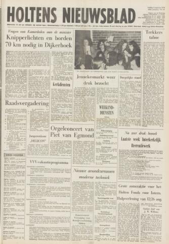 Holtens Nieuwsblad 1974-08-02
