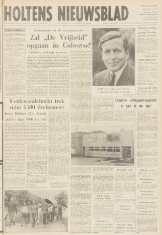 Holtens Nieuwsblad 1969-09-05