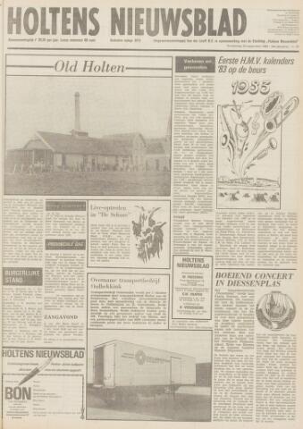 Holtens Nieuwsblad 1982-09-30