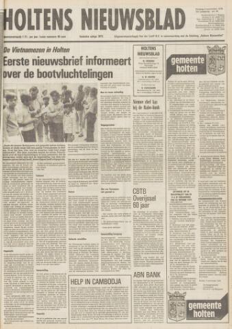 Holtens Nieuwsblad 1979-11-02