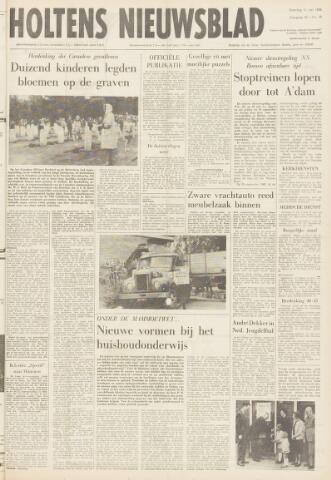 Holtens Nieuwsblad 1968-05-11