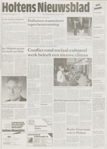 Holtens Nieuwsblad 1996-08-29