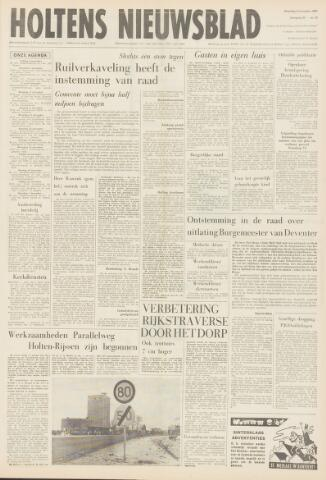 Holtens Nieuwsblad 1968-11-09
