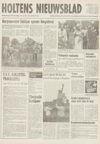 Holtens Nieuwsblad 1977-07-22