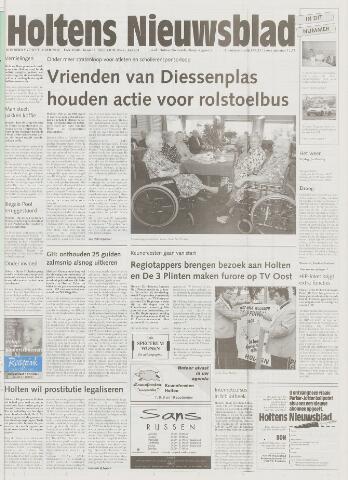 Holtens Nieuwsblad 2000-09-07