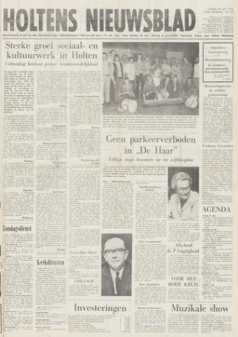 Holtens Nieuwsblad 1975-06-20
