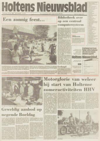 Holtens Nieuwsblad 1986-06-19