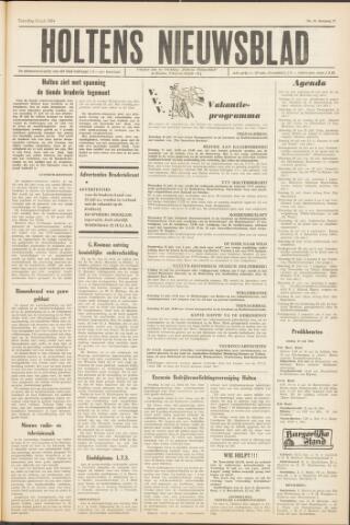 Holtens Nieuwsblad 1964-07-18