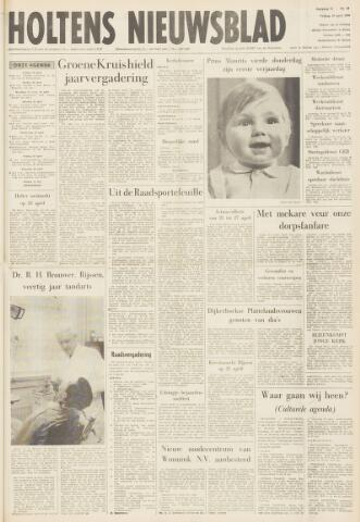 Holtens Nieuwsblad 1969-04-18