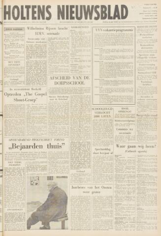 Holtens Nieuwsblad 1969-07-04