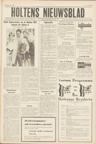 Holtens Nieuwsblad 1962-07-21