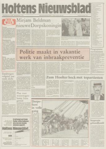 Holtens Nieuwsblad 1987-07-30