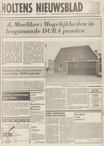 Holtens Nieuwsblad 1981-11-05