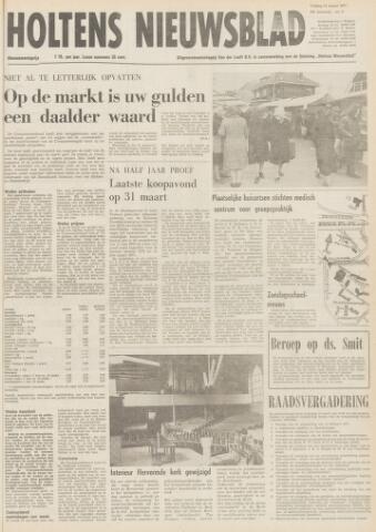 Holtens Nieuwsblad 1977-03-11
