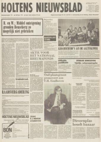 Holtens Nieuwsblad 1978-10-27
