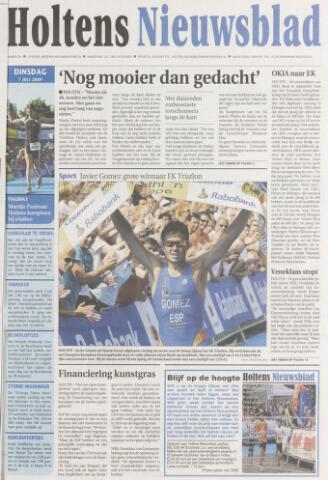 Holtens Nieuwsblad 2009-07-07