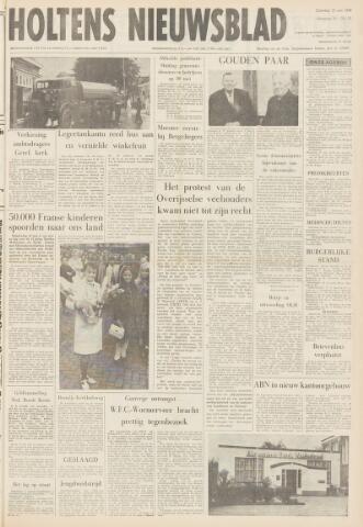Holtens Nieuwsblad 1968-05-25
