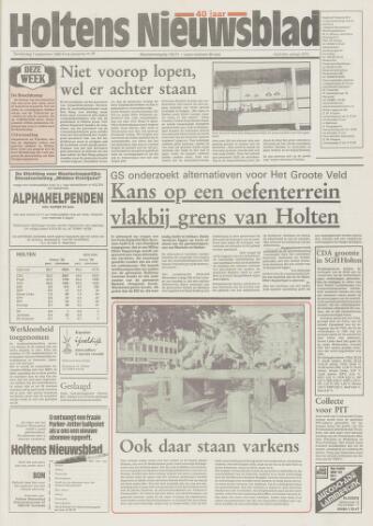 Holtens Nieuwsblad 1989-09-07